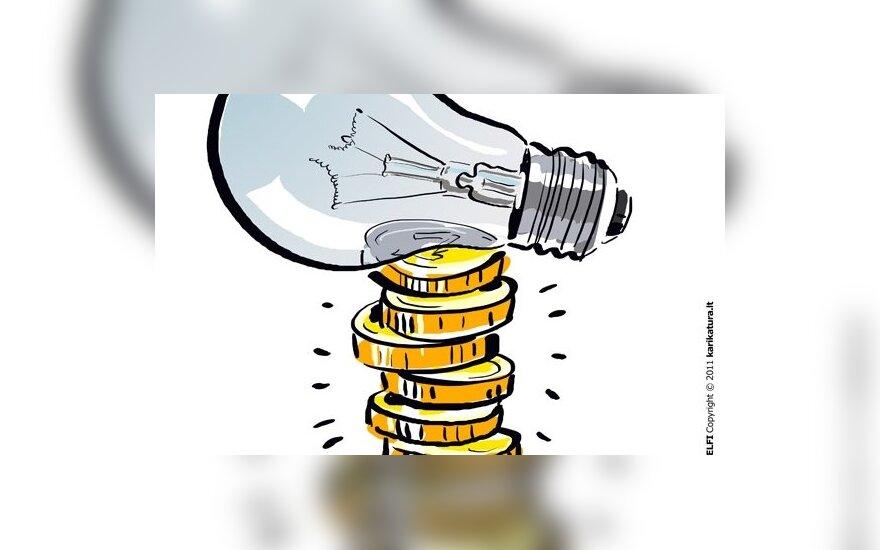Įstaigos ir įmonės be nepriklausomo tiekėjo mokės brangiau