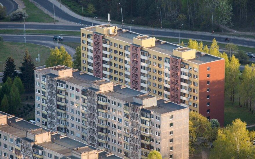 5 klaidos, renkantis naują būstą