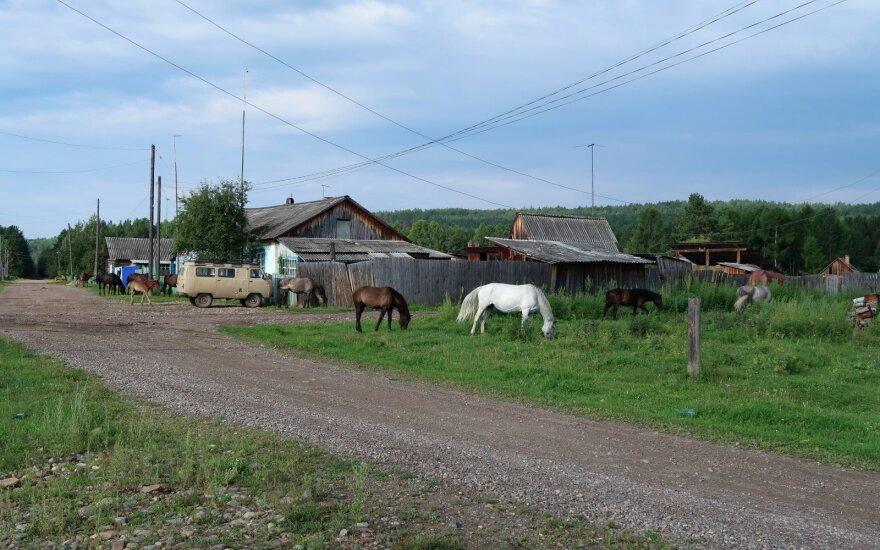 Kaimo vietovė