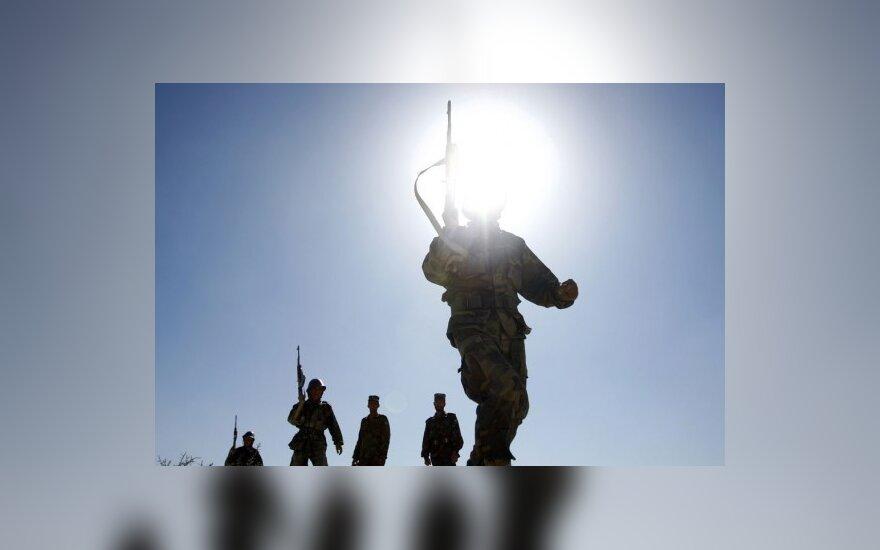 Lietuvos kariai Afganistane lieka bent iki 2013 m. pabaigos