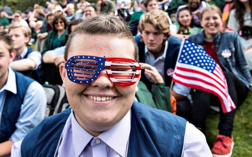 Nepriklausomybės dienos šventė JAV