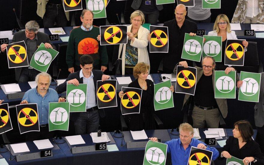Europos parlamento Žaliųjų frakcijos/Europos laisvojo aljanso nariai