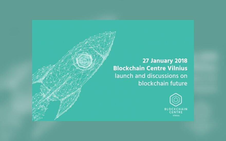 Blockchain Centre Vilnius, opening