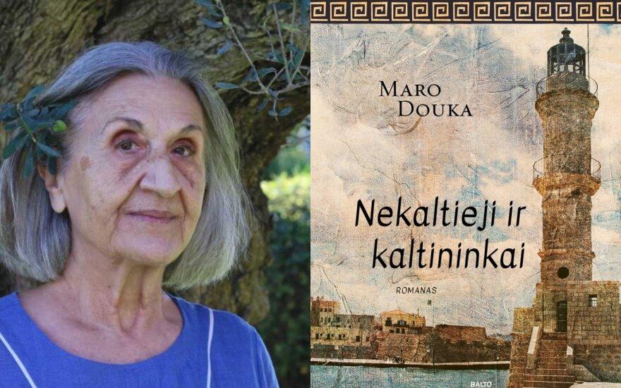 Maro Douka. Nekaltieji ir kaltininkai
