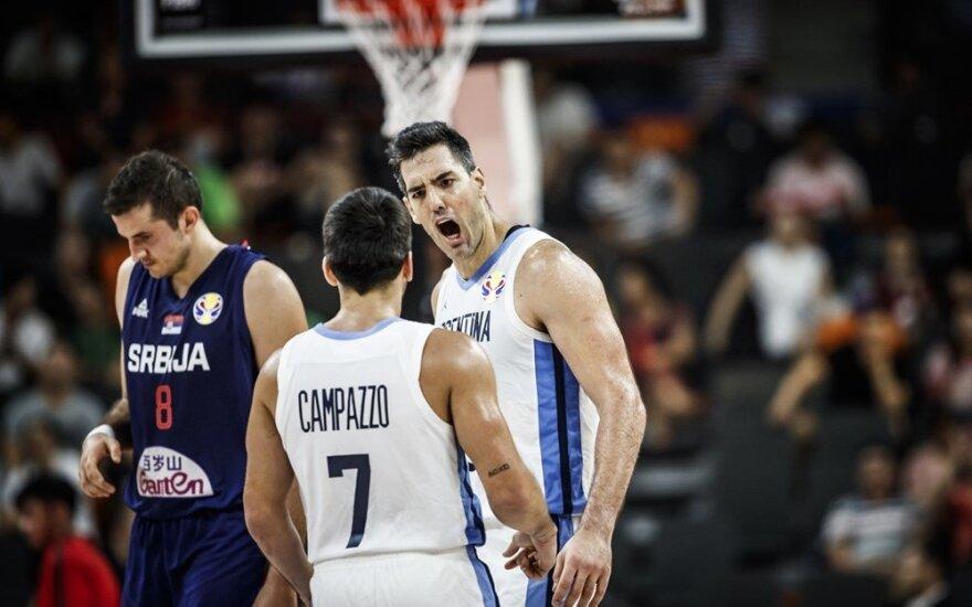 Daug kalbėję serbai patyrė fiasko: pasaulio čempionate paskutinį tango jiems sušoko Argentina
