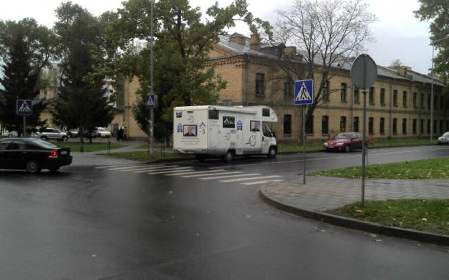 Vilniuje, J.Kubiliaus g. 2012-10-09