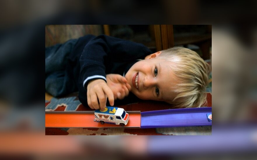 Antrąją sausio savaitę Menų spaustuvė atsiduos vaikams