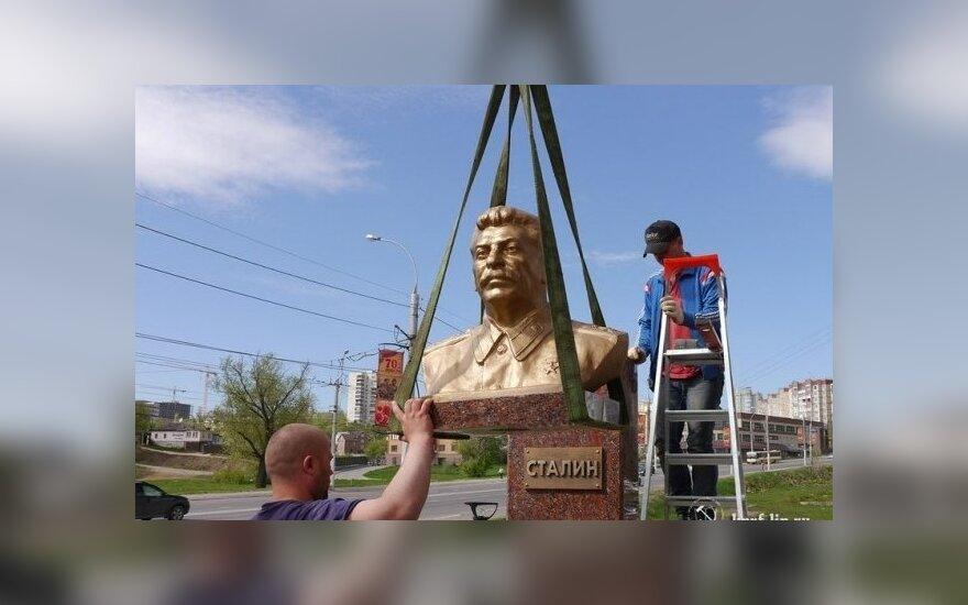 Уровень одобрения Сталина россиянами обновил рекорд
