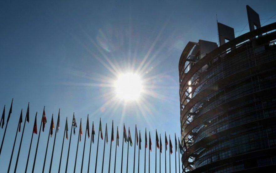 Strasbūre – jaunimo idėjos geresnei Europai