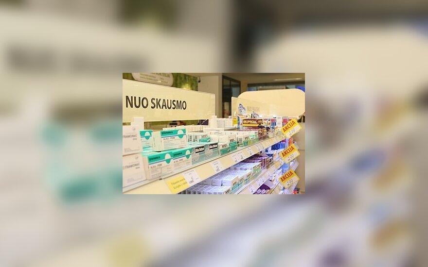 EP vaistų informacinius lapelius nori perkelti ir į internetą