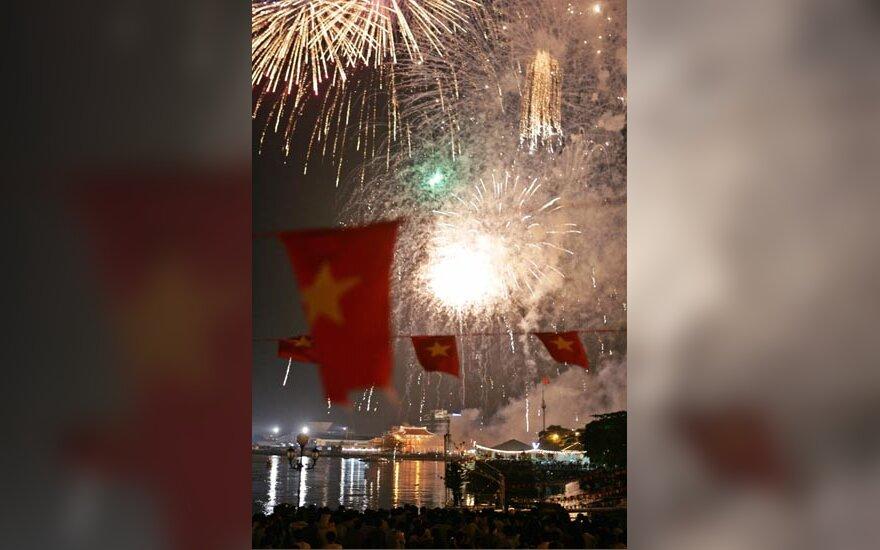 Vietname minimos karo pabaigos metinės