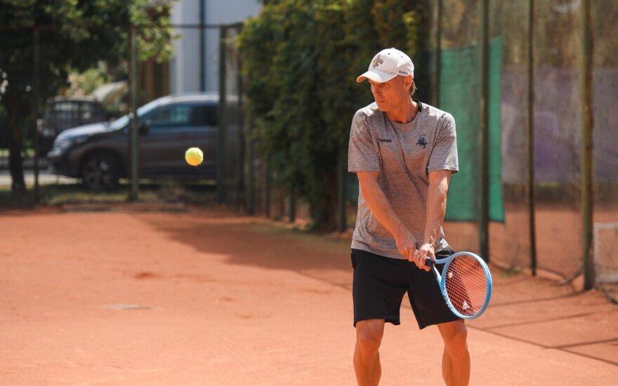 Edgaras Jankauskas / Foto: TennisPark Pajūrionameliai.lt