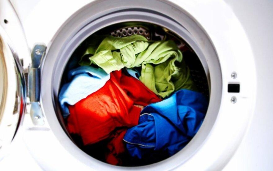 Mažuose miestuose populiarėja skalbimo paslaugos