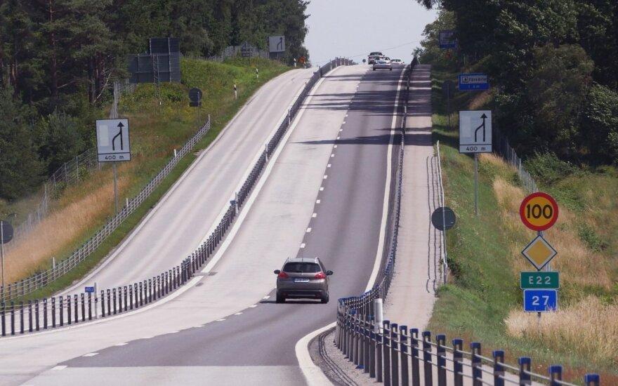 Švedijos keliai