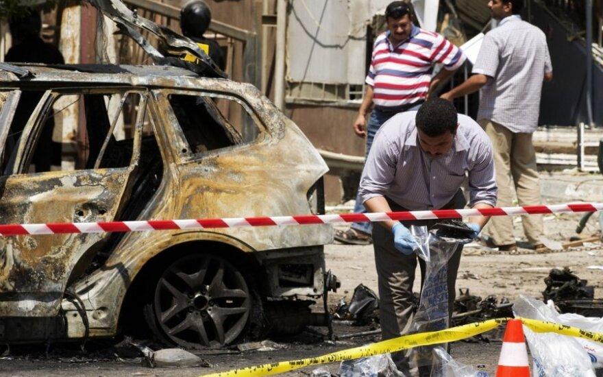 HRW ragina ištirti aukščiausių Egipto pareigūnų galimus nusikaltimus žmoniškumui