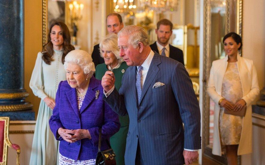 Meghan Markle ir Kate Middleton vėl susitiko renginyje