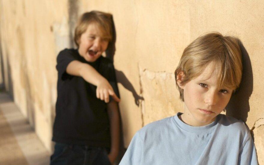 Kaip padėti savo vaikui nugalėti patyčias?