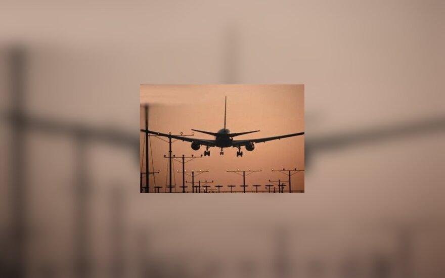 Jamaikoje lėktuvo užgrobėjas - suimtas