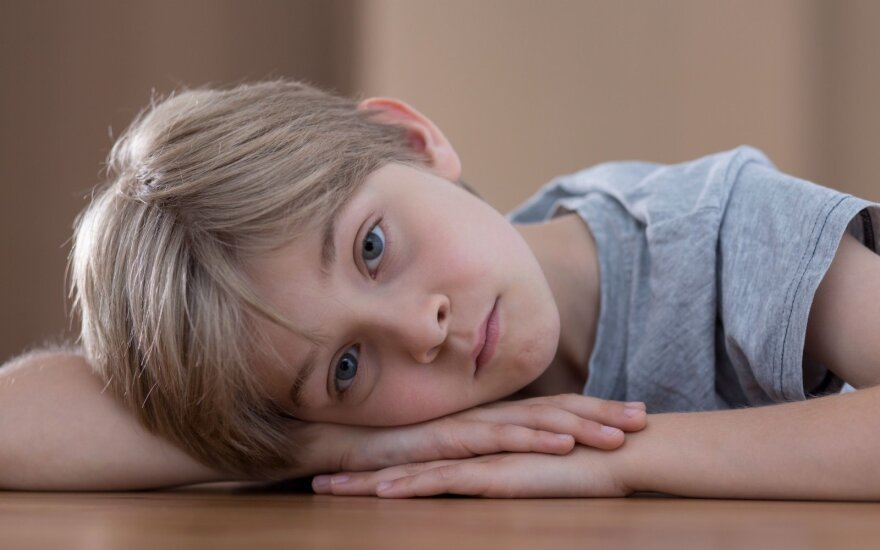 Norima išplėsti smurto prieš vaikus sąvoką