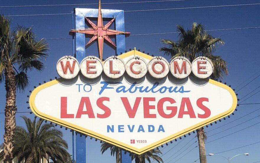 Las Vegasas / P. Paulaičio nuotr.