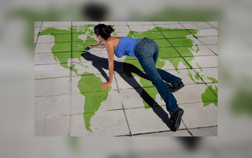 Žemės dienai - dešimt faktų apie Žemę