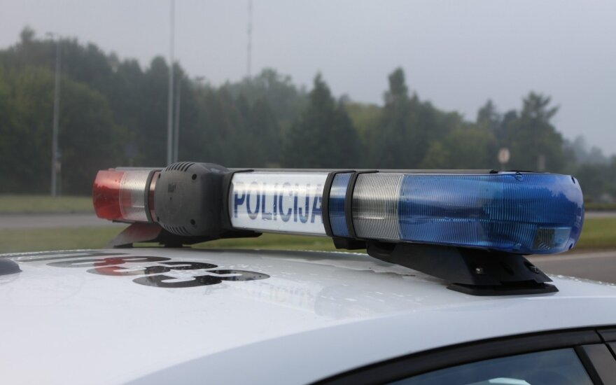 В Клайпеде был похищен молодой человек