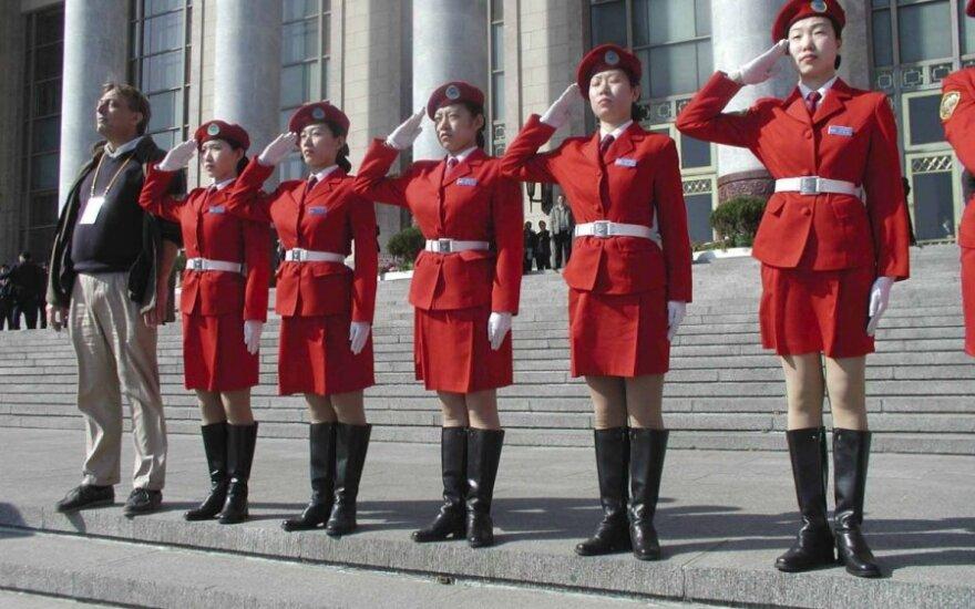 Komunistinė Kinijos miesto valdžia uždraudė švęsti Kalėdas