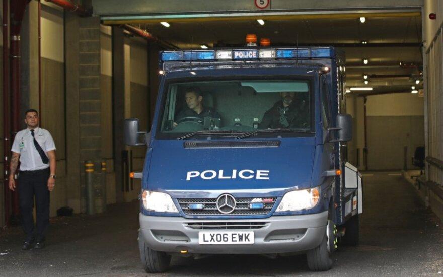 JK policija