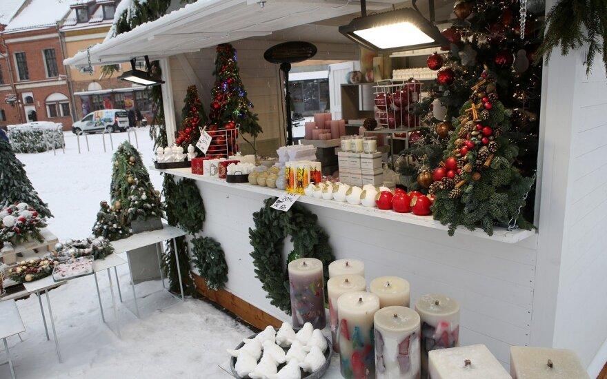 Kauno kalėdinis miestelis