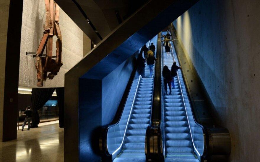 """B. Obama naujame muziejuje gyrė rugsėjo 11-osios tragedijos """"tikrąją dvasią"""""""
