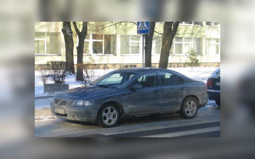 Vilniuje, A.Juozapavičiaus g. 2011-02-15, 11.30 val.