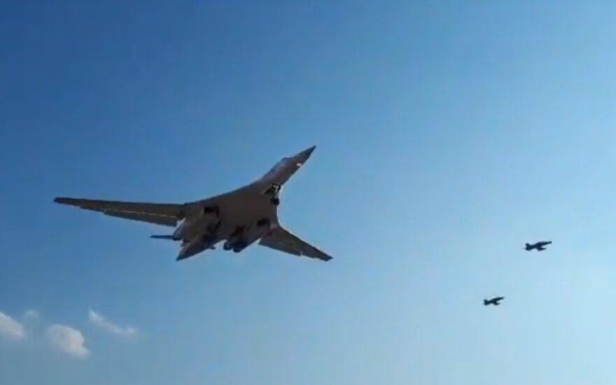 Rusija Pietų Afrikos Respublikoje nutupdė didžiausią pasaulyje karinį lėktuvą