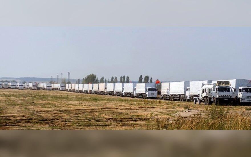 Istorijos pavyzdžiai: kuo baigėsi Rusijos humanitarinės pagalbos teikimas