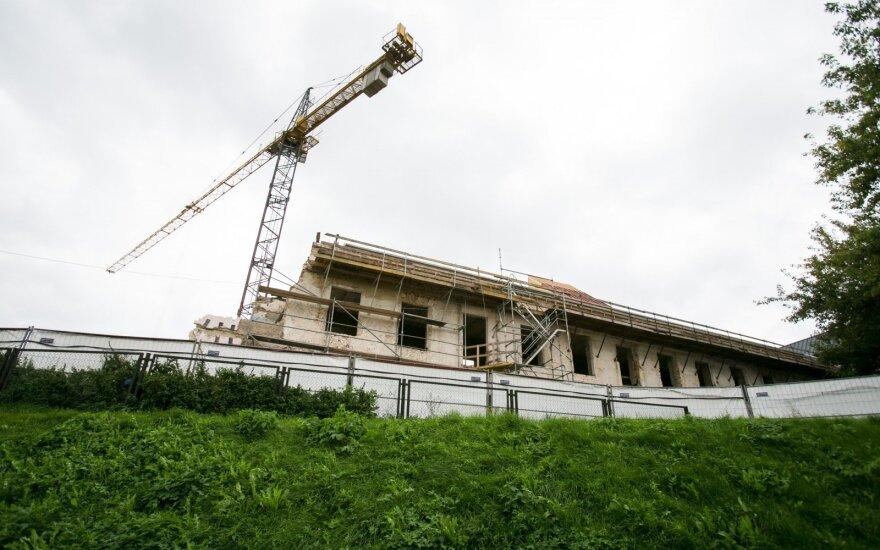 """Dėl """"Misionierių sodų"""" Vilniuje – taikos sutartis"""