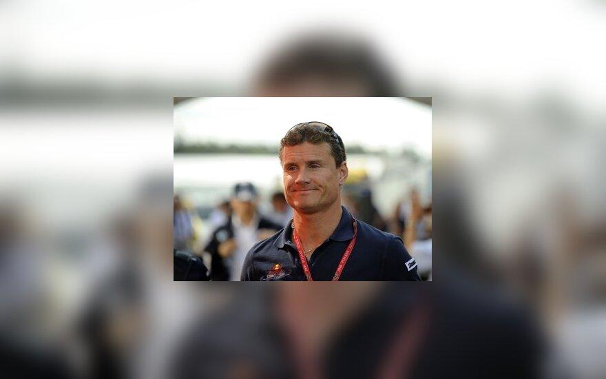 Davidas Coulthardas