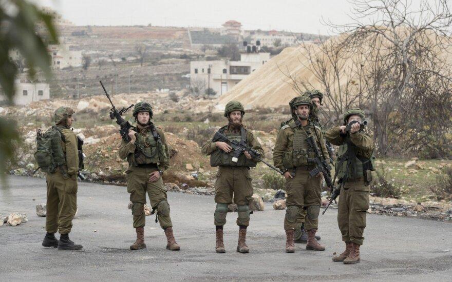 """Palestiniečiai prašo TBT """"skubaus"""" tyrimo dėl Izraelio veiksmų"""