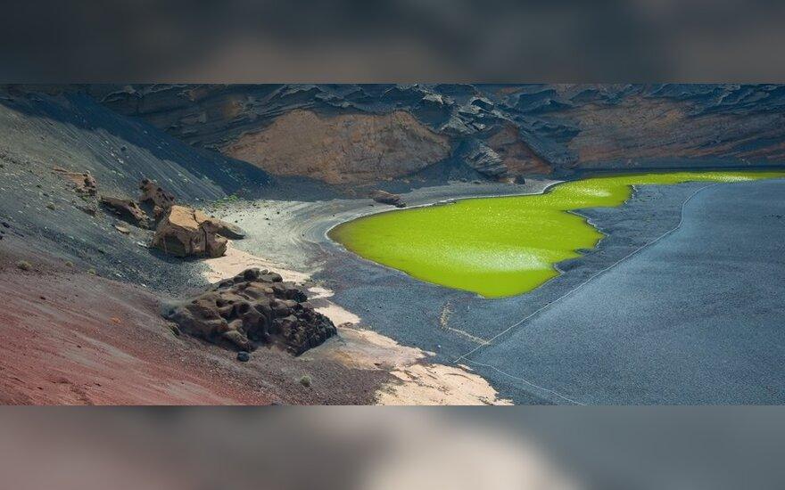 Žalioji lagūna, Lansarotė