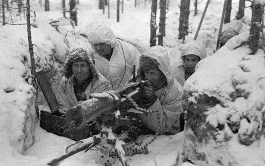 Suomių kulkosvaidininkai