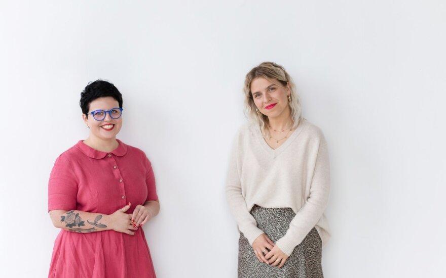 Viktorija Urbonaitė ir Viktorija Aprimaitė