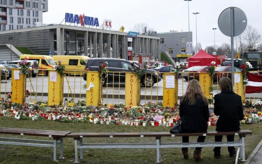 """""""Maximos"""" tragedijos Latvijoje atomazga: nuteistas tik vienas žmogus"""