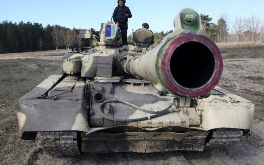 Žmonės, Lietuvoje organizuojantys paramą Ukrainos kariams