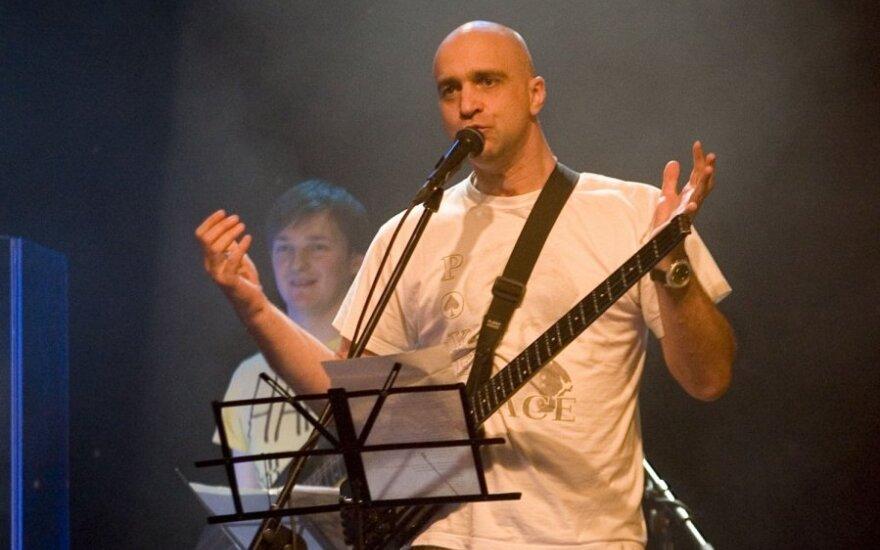 SSG koncertas, Algis Ramanauskas Greitai