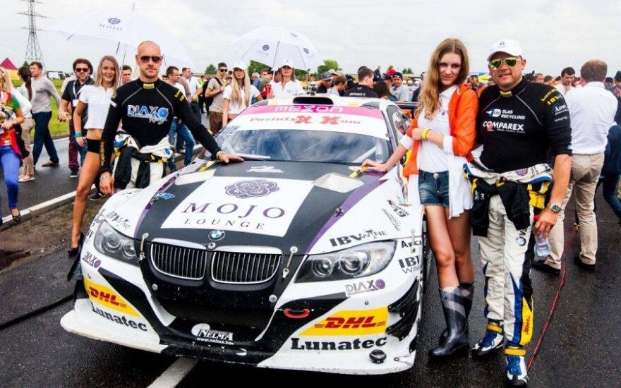 1000 km lenktynės: ar Belgijos komandai trečias kartas nemeluos?