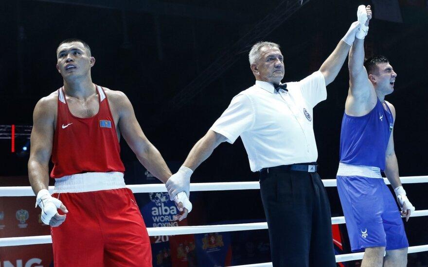 Pasaulio bokso čempionatas Jekaterinburge / Foto: Čempionato rengėjų