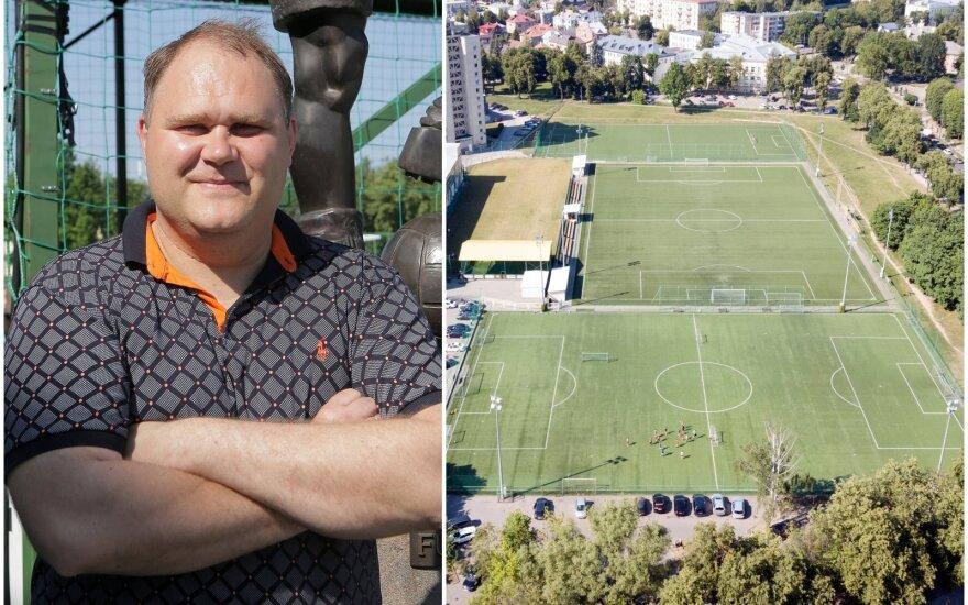 Andrius Markevičius, Nacionalinė futbolo akademija