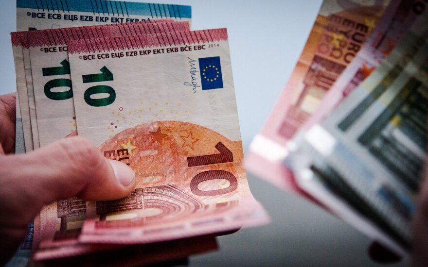 Lithuanian real wages still lowest in Baltic States
