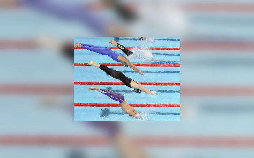 pasaulio plaukimo trumpajame (25 m) baseine čempionate