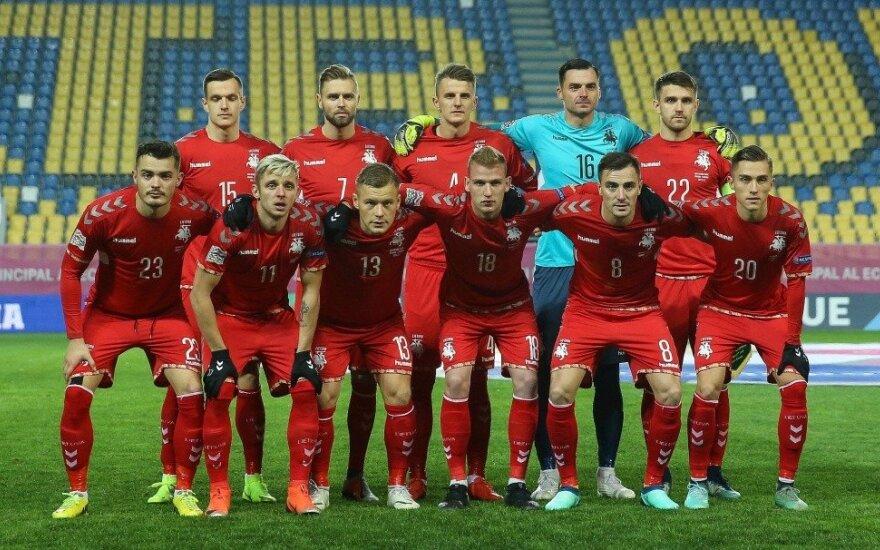 Aiškus Europos čempionato atrankos tvarkaraštis – Lietuvos rinktinė kovas baigs Portugalijoje