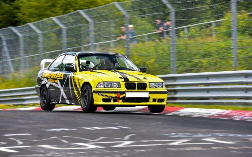 """Ringfreaks"" Niurburgringo trasoje"