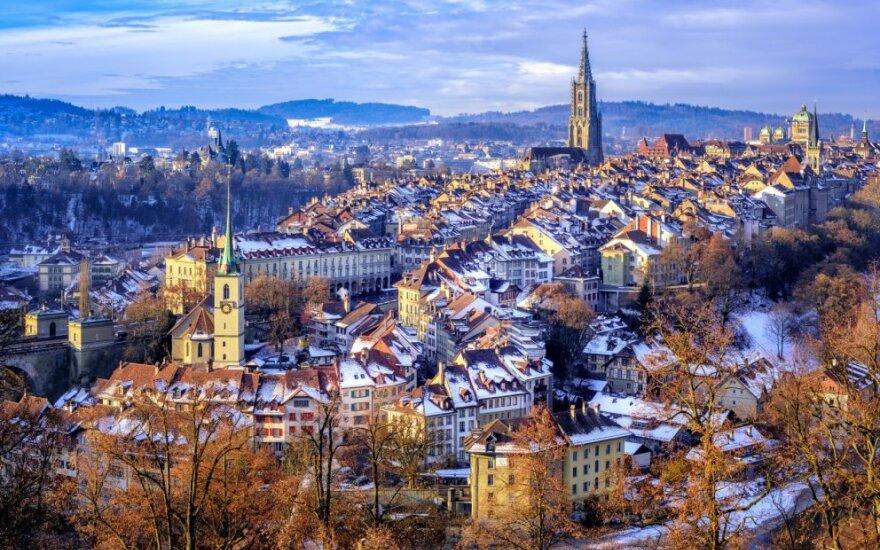 Bernas, Šveicarija